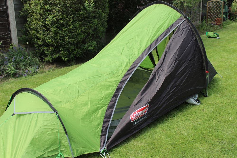 bike packing u2013 the tent? : coleman 1 man tent - memphite.com