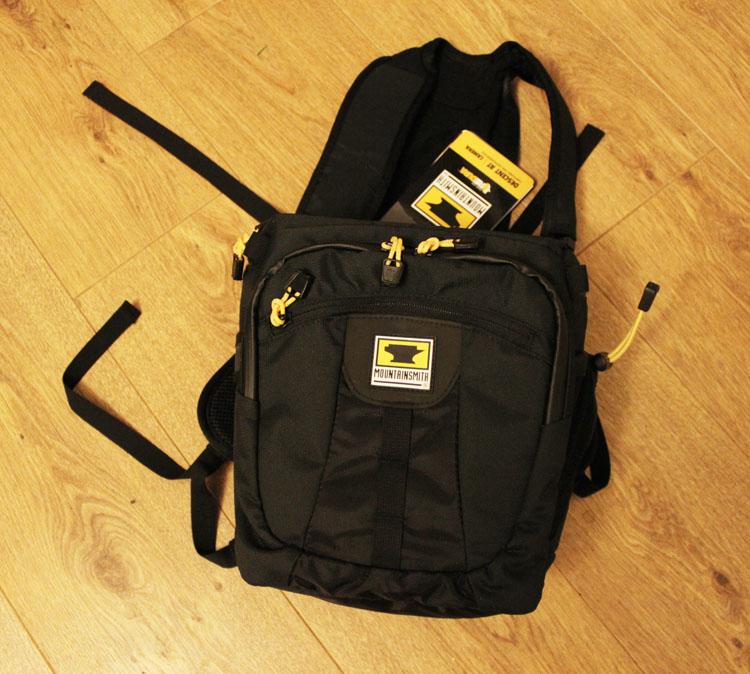 Mountainsmith Descent AT Chest Pack Camera Bag