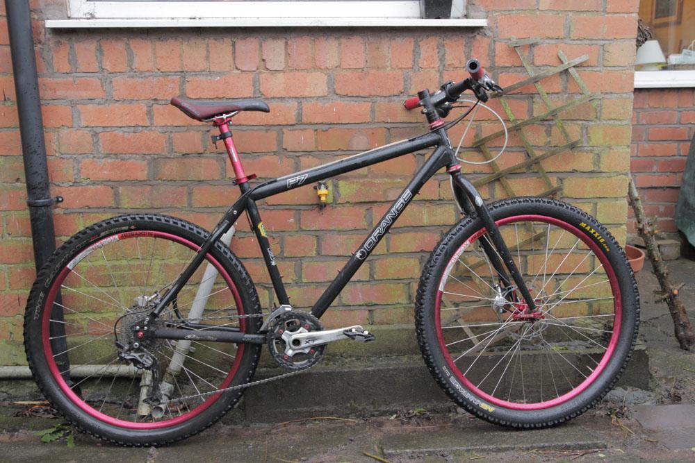 My Bikes Composite Mtb